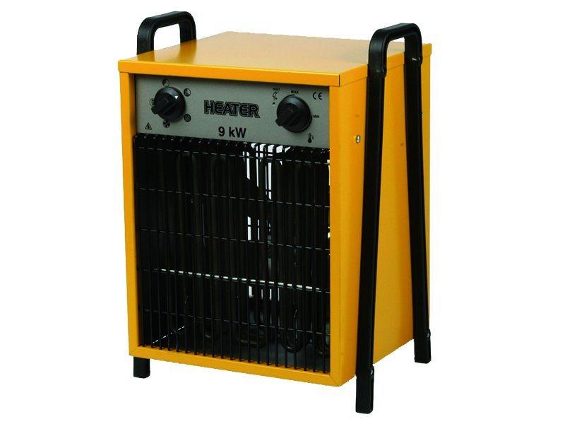 Elektrische heater 9 kW - 400V
