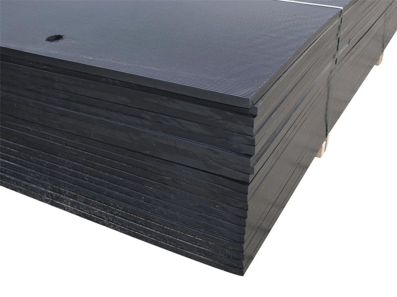 Rijplaten kunststof PE 3m | 20 stuks