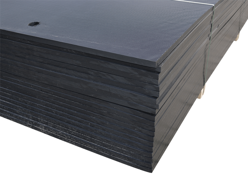 Rijplaat kunststof 4m – Voordeelpakket à 20 stuks