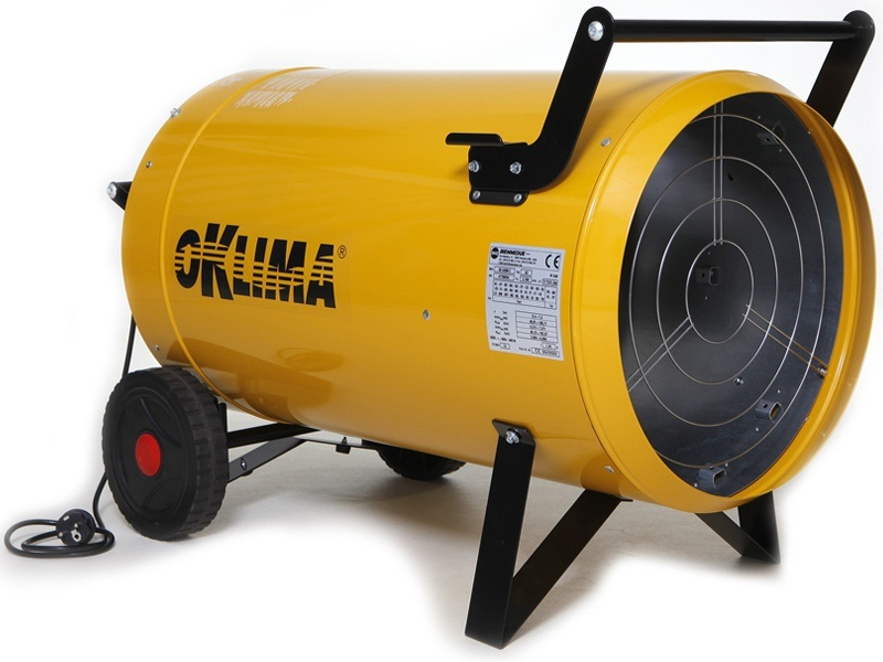 Gasheater Oklima SG 420-AC
