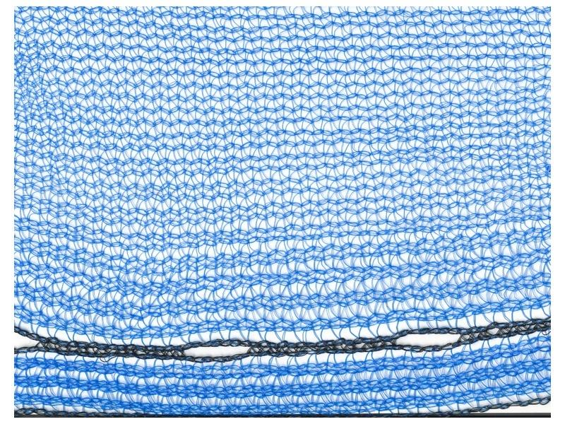 Steigernet standaard rol 100m Blauw