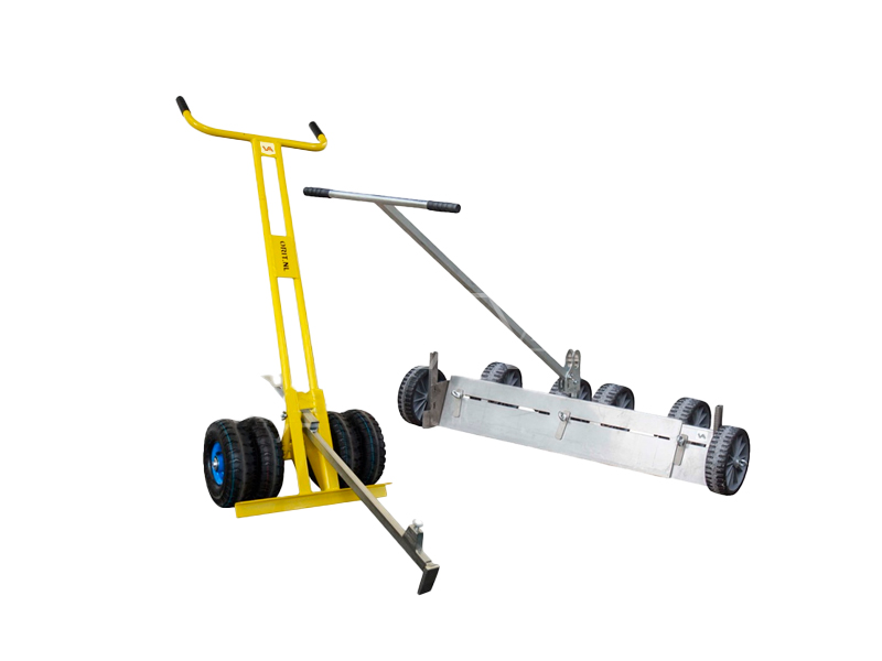 Orit verlegwagen PSL Caddy + Egaliner 110-210 cm