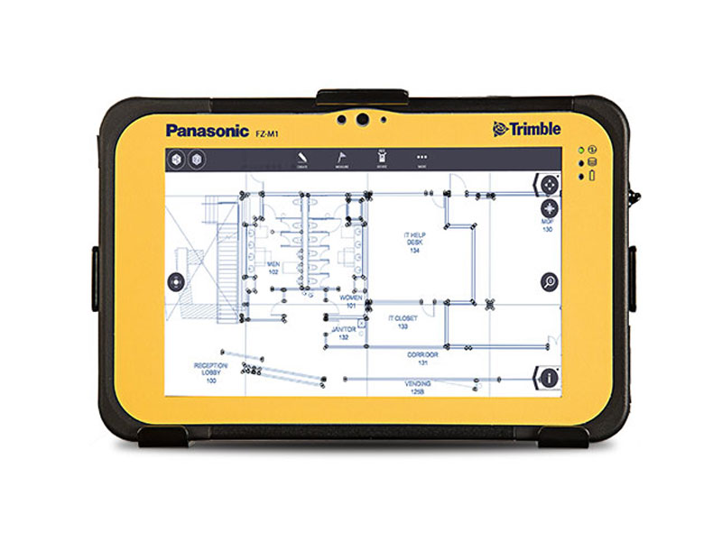 Datacollector Trimble Panasonic Toughpad FZ-M1 tablet