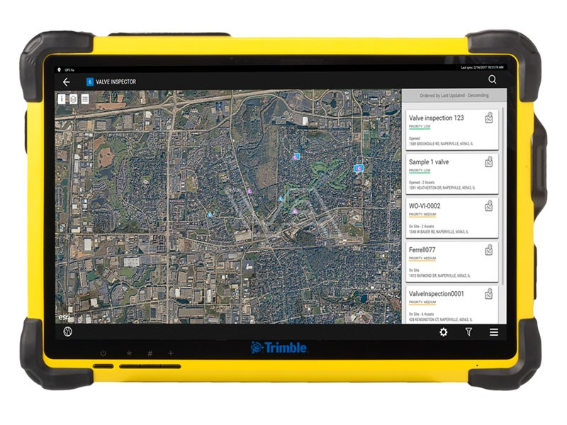 Datacollector Trimble T10 Tablet