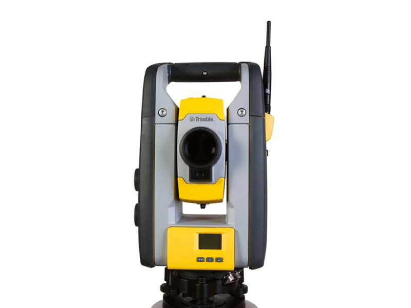 Total Station uitzetrobot Trimble RTS573