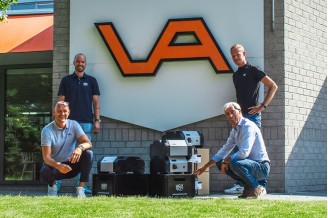 Visser Assen Premium Partner Wattsun Pop-up Power