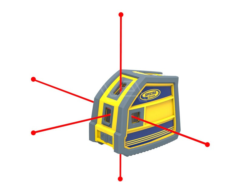 Puntlaser Spectra LP51 laserpointer