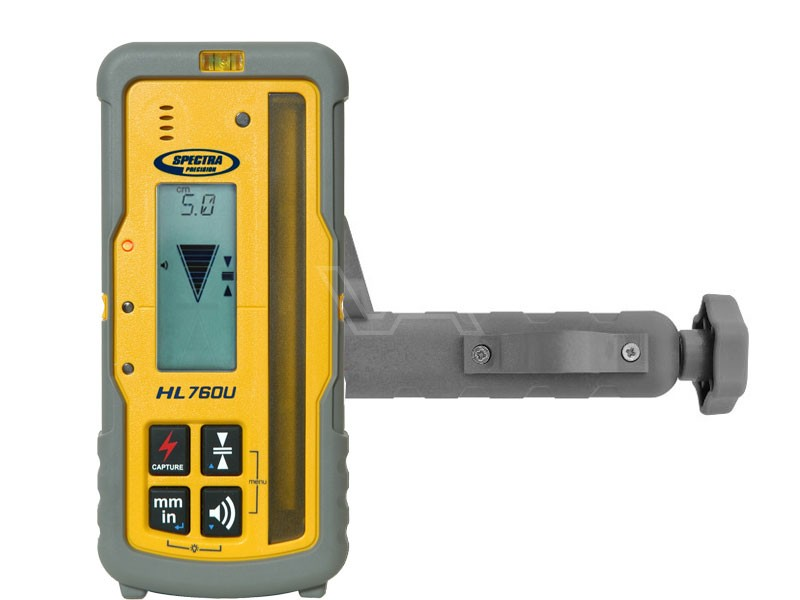 Handontvanger laser Spectra HL760U met radio