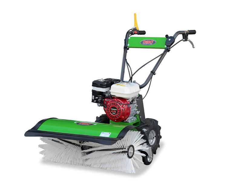 Veegmachine DiBO Sweeper Compact benzine