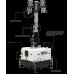 Lichtmast X-Battery 4 x 90 Watt LED