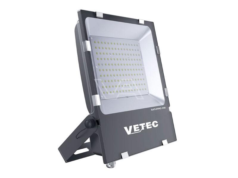 LED-bouwlamp Vetec 240 W  klasse I Saturno