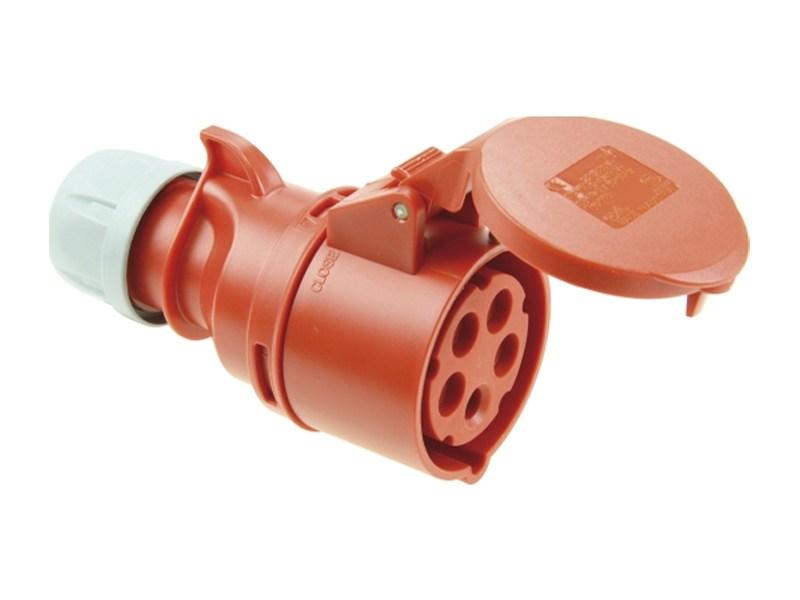 Contrastekker 400V 16A 5-polig