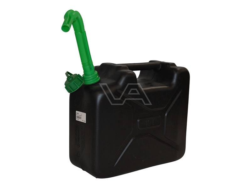 Jerrycan brandstof 10 liter