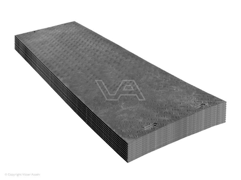 Rijplaten kunststof DES 3 x 1m  20mm | 10 stuks