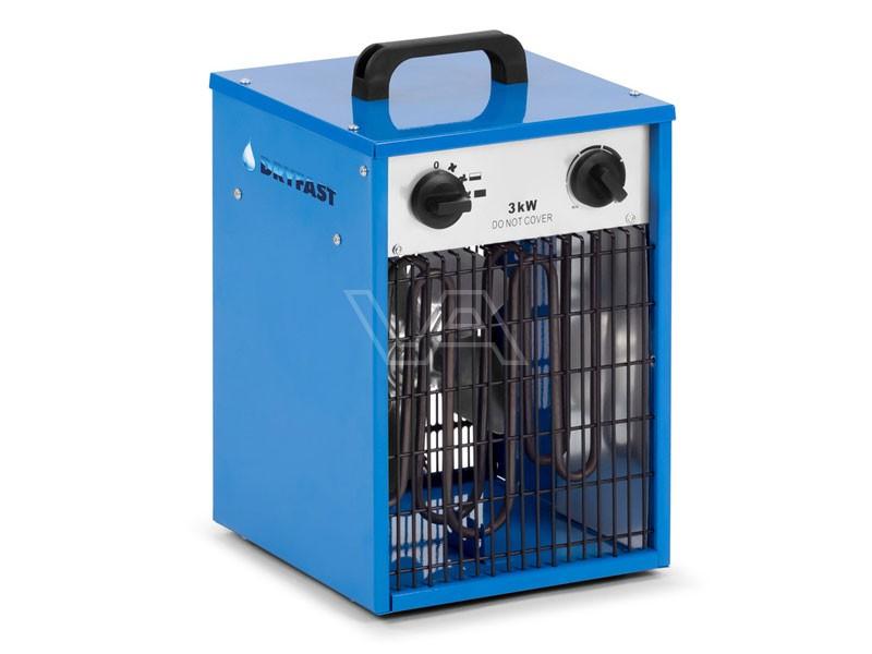 Elektrische kachel Dryfast DEH3 3 kW 230V