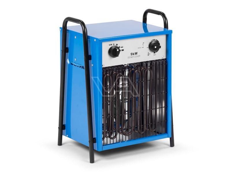 Elektrische kachel Dryfast 9 kW 400V