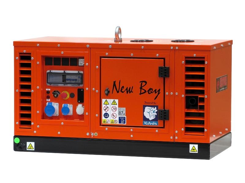 Aggregaat Europower EPS73DE New Boy 230V