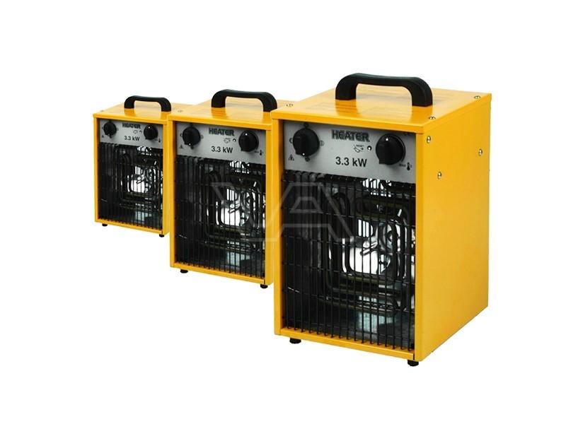 Elektrische kachel 3 stuks Oklima 3,3 kW