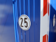 Schaftkeet < 25 km/h  3.5m