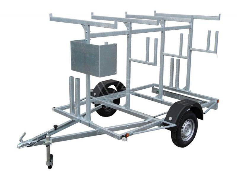Rolsteiger-aanhanger Basic Carrier