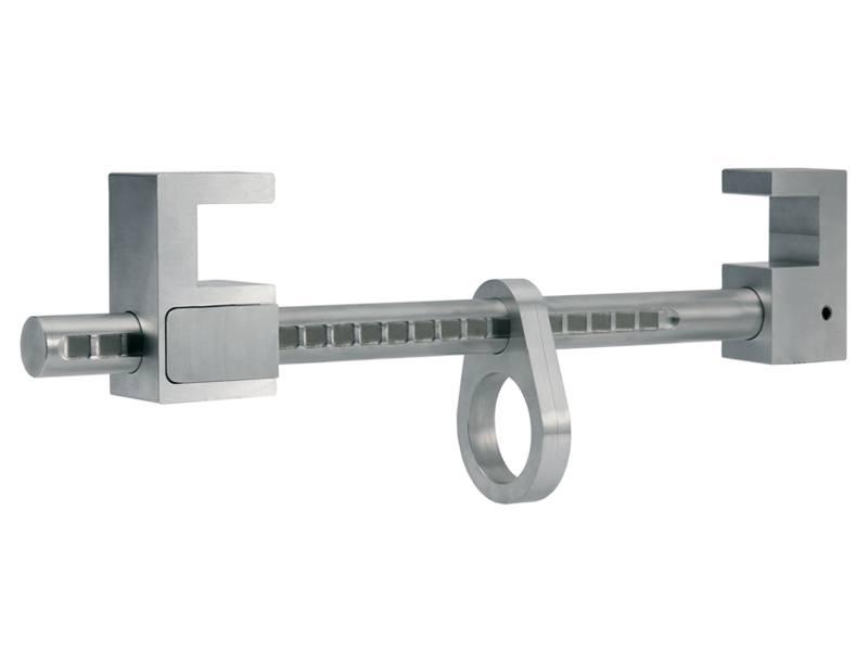 Balkenklem aluminium 95 - 400 mm