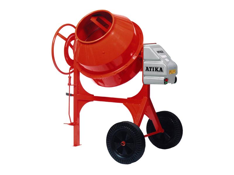 Betonmolen Atika Expert 185 liter