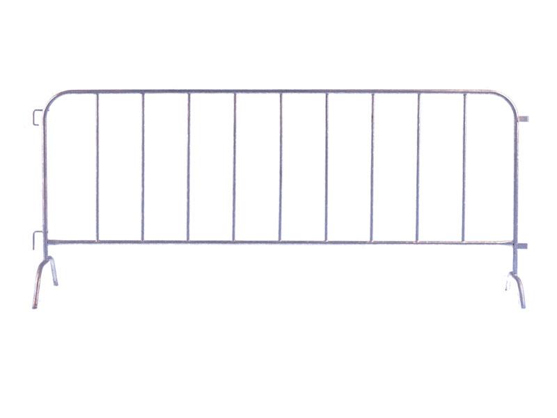 Dranghek M130 verzinkt 9 spijls 2.5m
