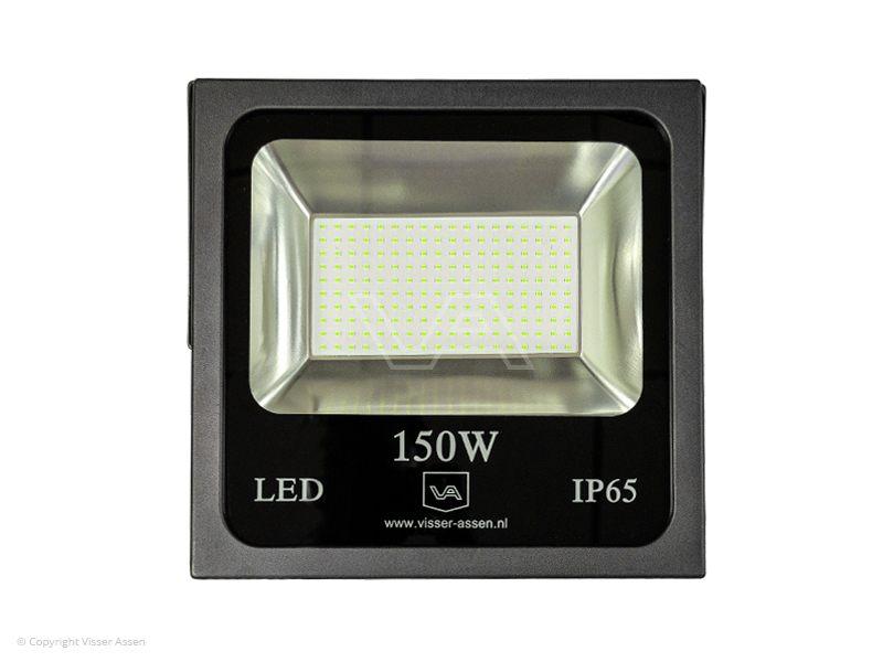 LED-bouwlamp VANI 150 W klasse I Groen