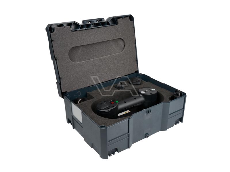 Vacuümzuiger Nemo Grabo Plus kit in transportkoffer