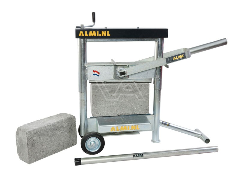 Steenknipper Almi AL43U Easy VERZINKT