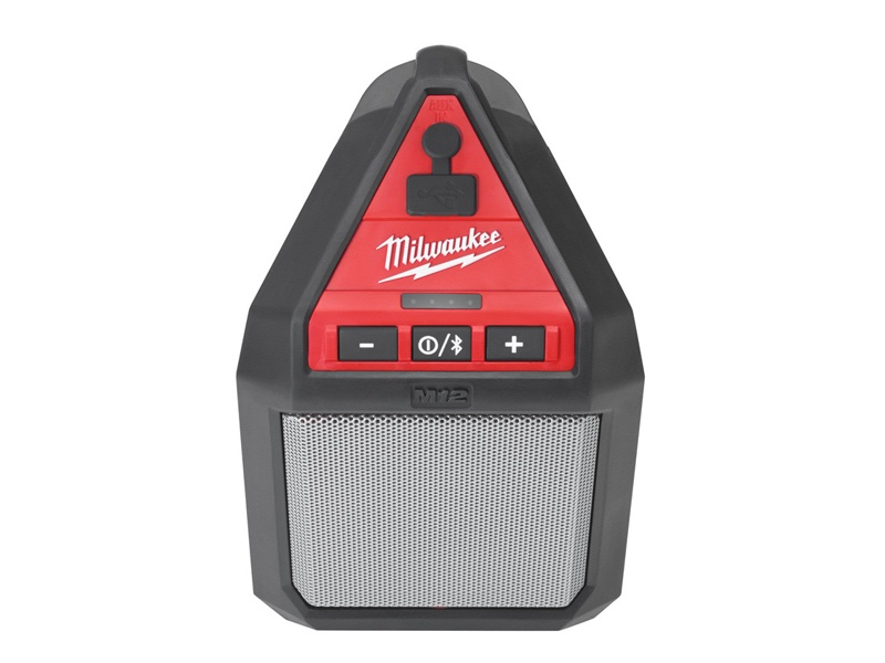Bluetooth-werkspeaker Milwaukee M12 JSSP