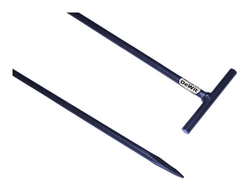 Draadpen DeWit met T-kop 16mm