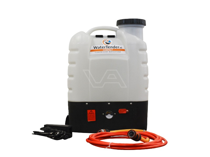 WaterTender Compact elektrische watertank 16 l