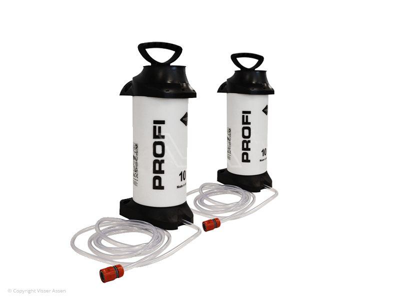 Watertank Mesto Profi kunststof 10 liter | 2 stuks