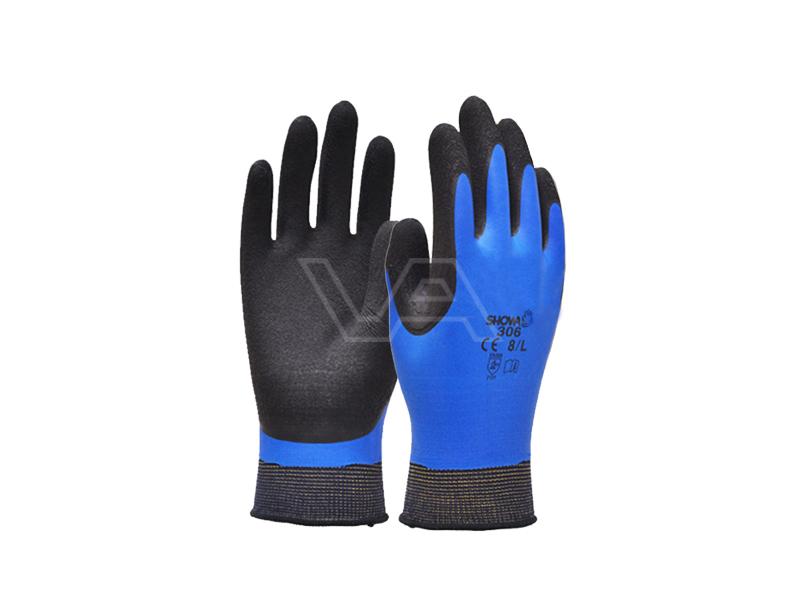 Werkhandschoen Showa 306 Dual latex coating