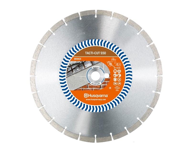 Diamantzaagblad Husqvarna Tacti-Cut S50+