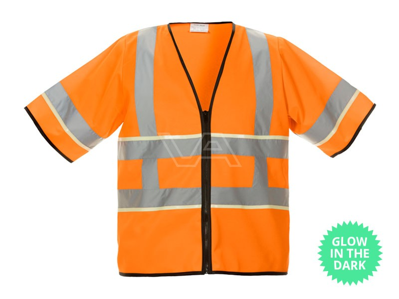 Veiligheidshesje RWS Glow-in-the-Dark Iphofen oranje