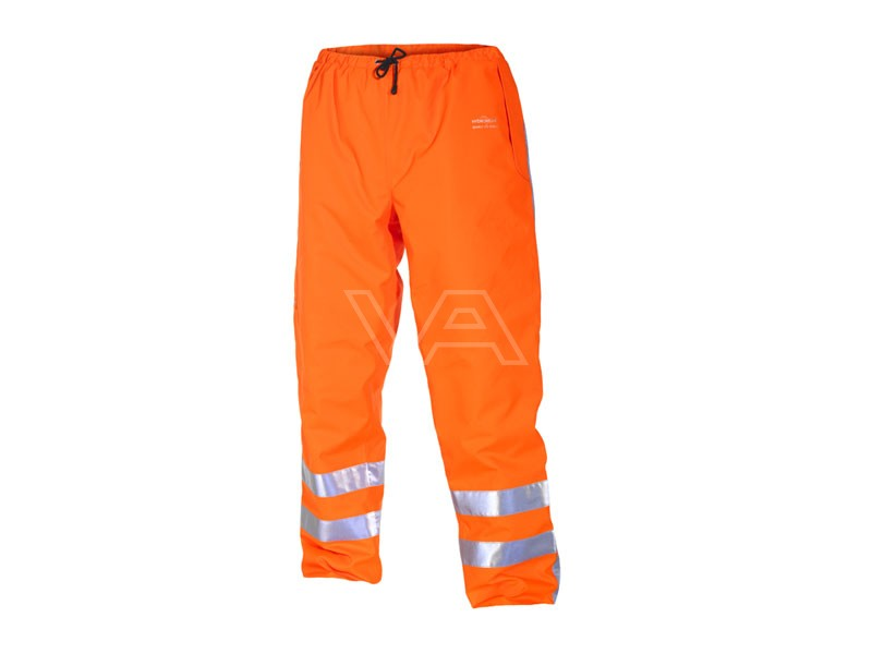Werkbroek winter RWS Urbach oranje