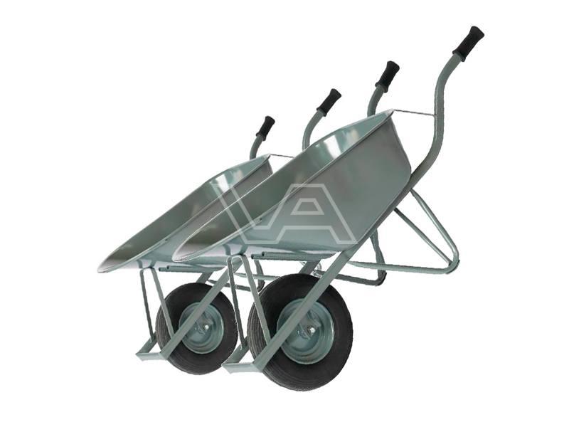 Kruiwagen Matador 80l 4pl versterkt | 2 stuks