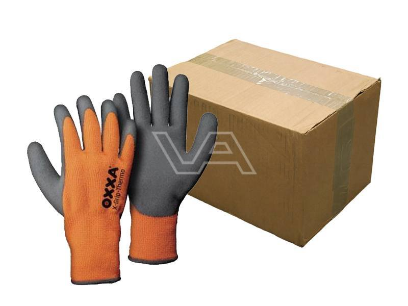 Werkhandschoen Oxxa X-Grip Thermo Doos à 72 paar