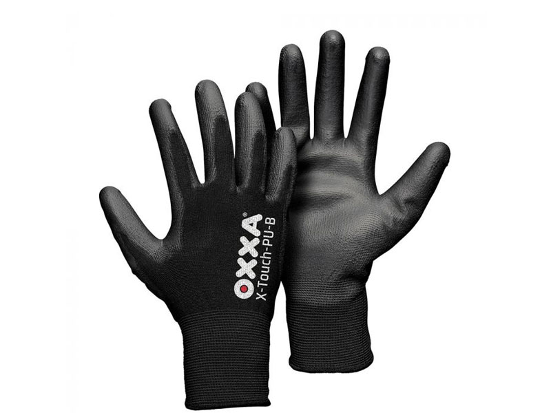 3 paar werkhandschoenen Oxxa X-Touch-PU-B