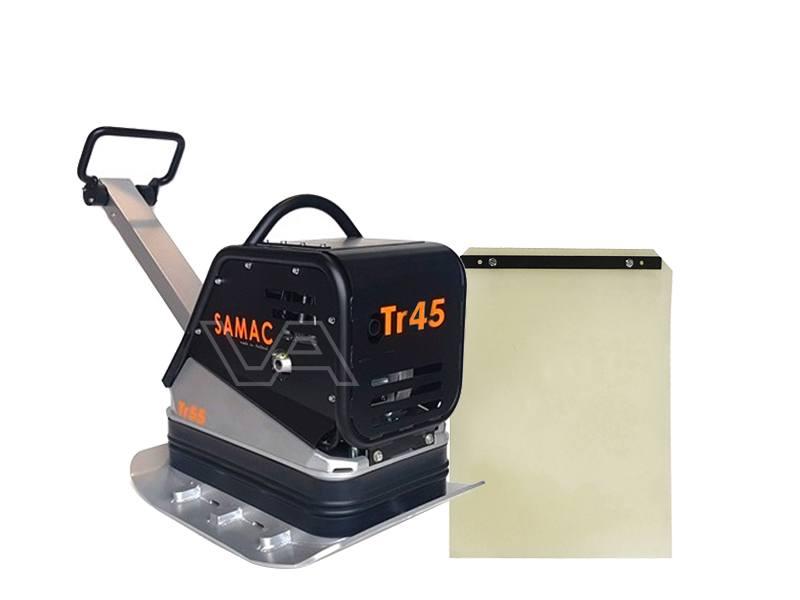 Trilplaat Samac TR45 Diesel met trilmat