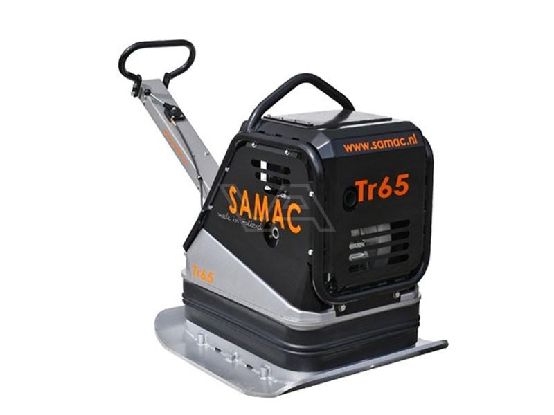 Trilplaat Samac TR65 Diesel met Elektr. start