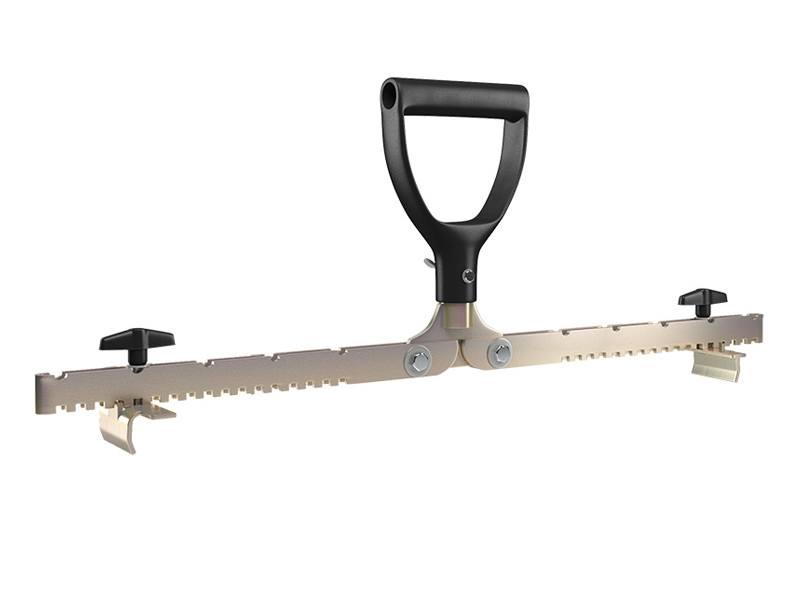 Tegellifter VA korte arm max. 62 cm breed