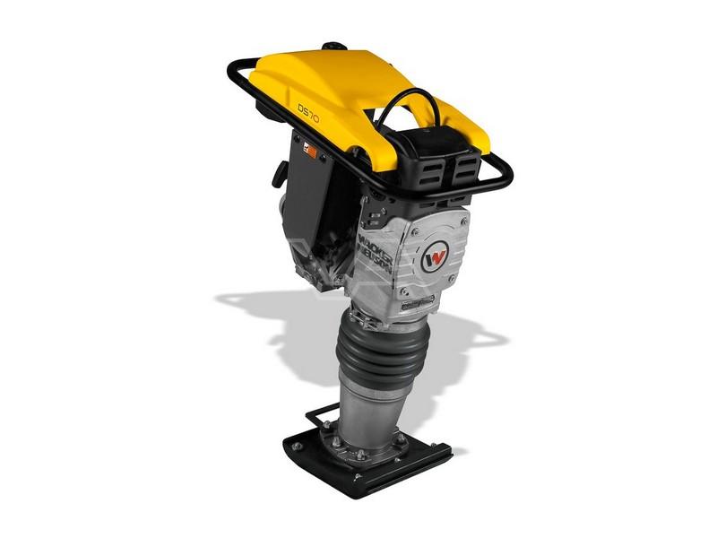 Trilstamper Wacker DS 70 Diesel