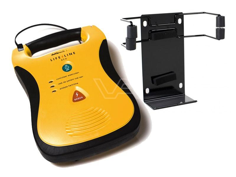AED Defibtech Lifeline defibrillator halfautomaat