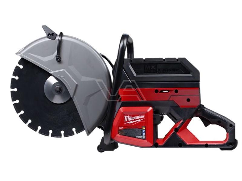 Bandenzaag Milwaukee MXF COS350 MX Fuel accuslijper