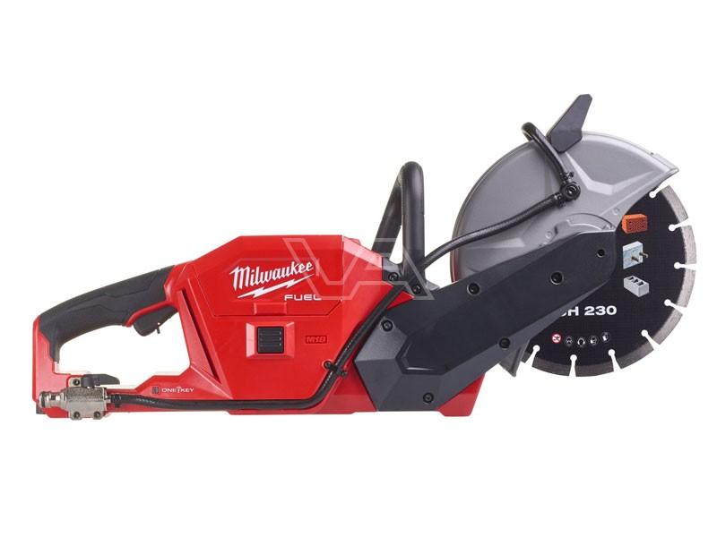 Bandenzaag Milwaukee M18 FCOS230-0 230mm