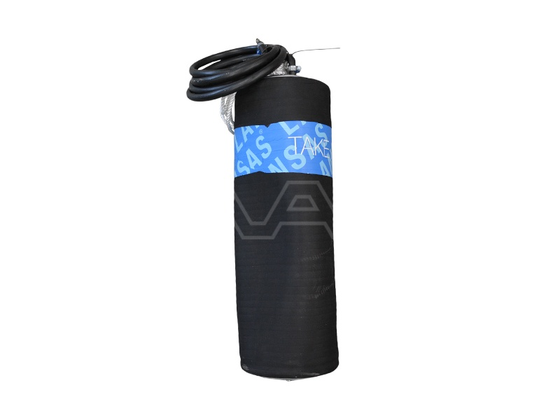 Afsluitcilinder Lansas Nitril 200 - 400 mm