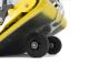 Trilplaat Wacker WP 1550 A met wielstel